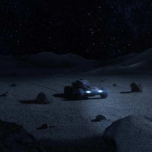 Behind The Scenes / Dark Side of the Moon