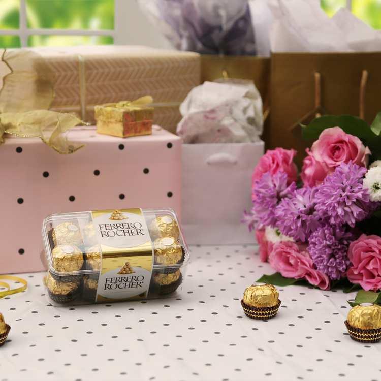 Ferrero Rocher Pralines