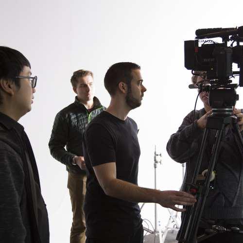 VFX Supervisor Dave McDonald
